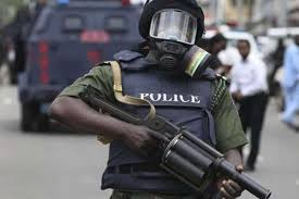 POLICE, Plateau, aKWA iBOM