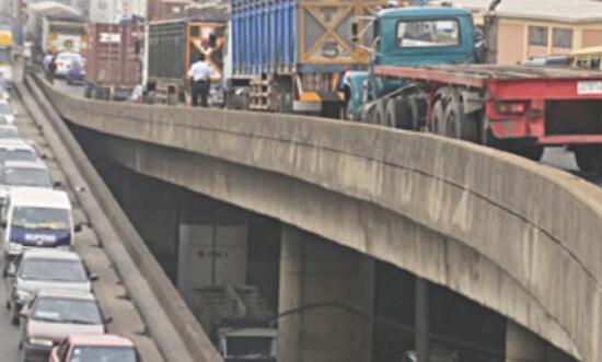 Apapa Ijora bridge, President Buhari, APC, Presidential rally campaign,