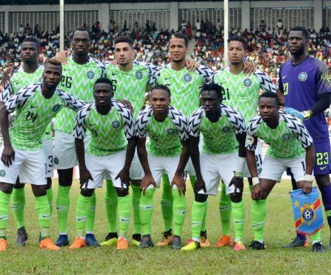 Nigeria vs Czech republic