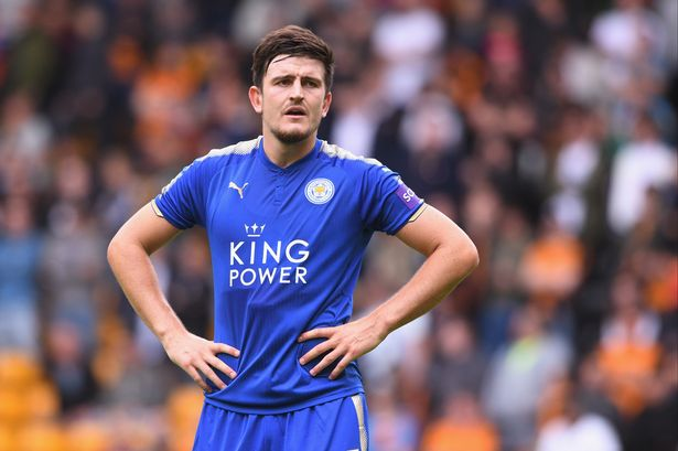 Maguire, Leicester