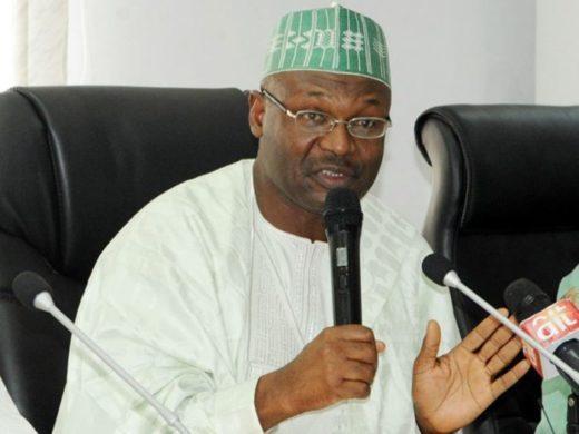 Mahmood-Yakubu, INEC