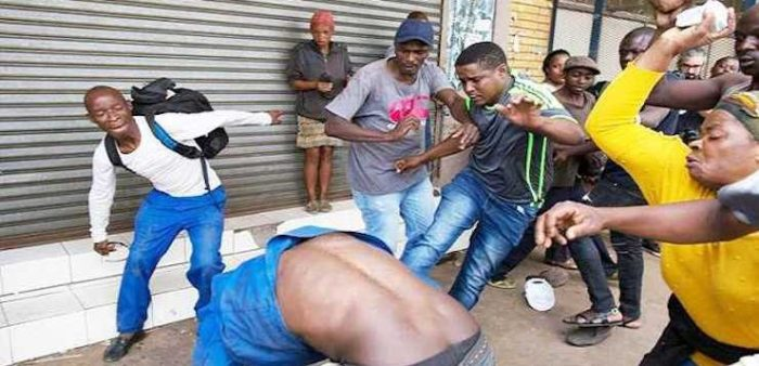 South Africa, xenophobia, Nigerians, NANS,