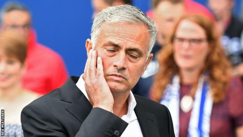 Jose Mourinho, Manchester United, FA