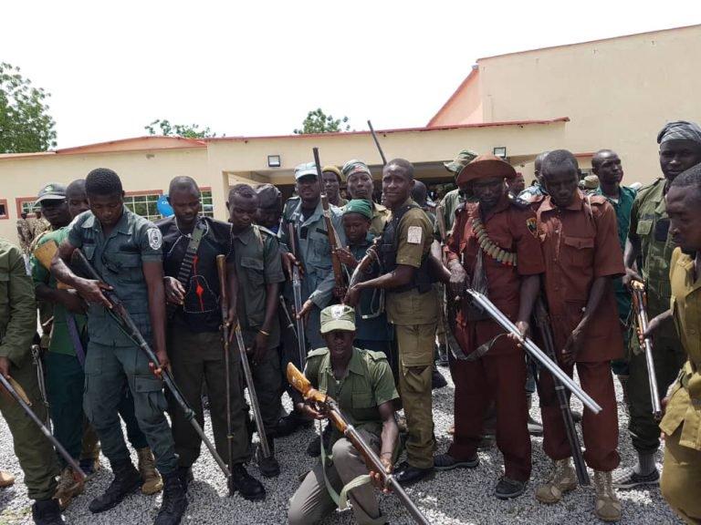 Borno hunters