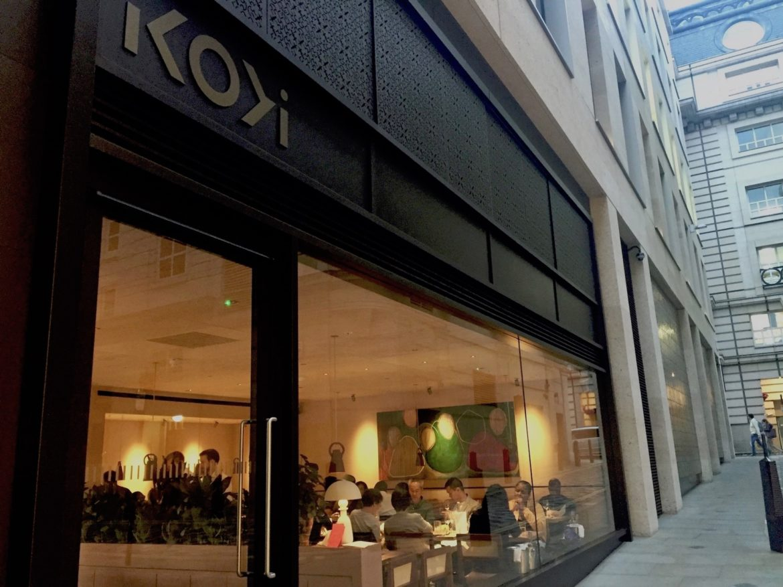 Ikoyi Restaurant, London