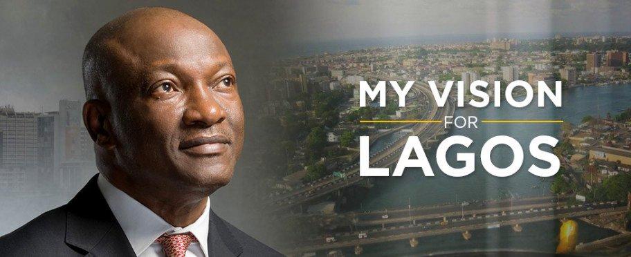 Jimi Agbaje, PDP, Lagos, APC, 2019 Guber Polls,