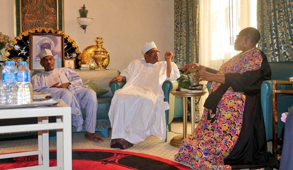 Oby Ezekwesili, IBB, OMOYELE SOWORE, 2019 Presidency