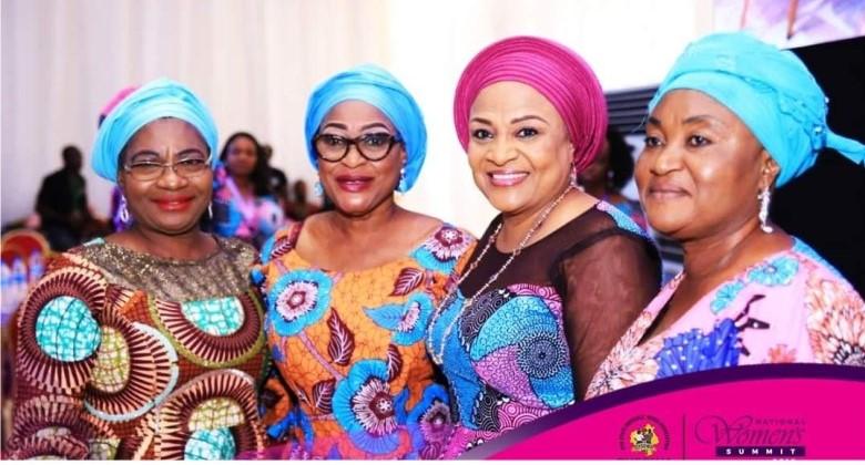 OYO 1st Lady, 2018 National Women's Summit 3,