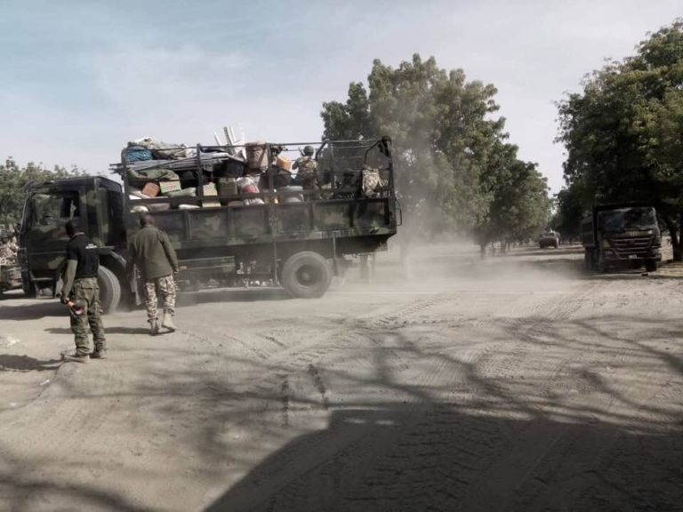 Boko Haram, Chibok, Niger state, Army Troops,