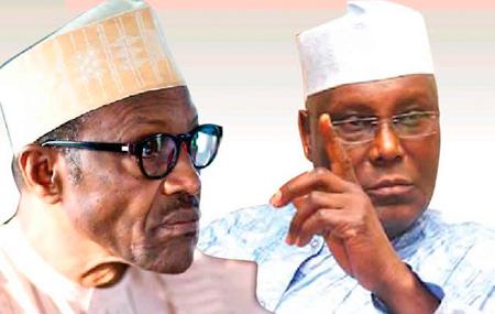 Buhari, Abubakar Atiku, APC, PDP, EU, Observers
