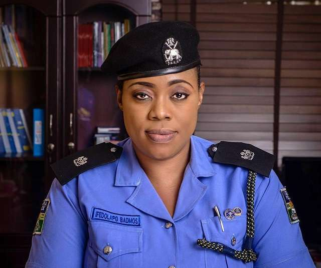 SP Dolapo Badmus, Nigerian Police,