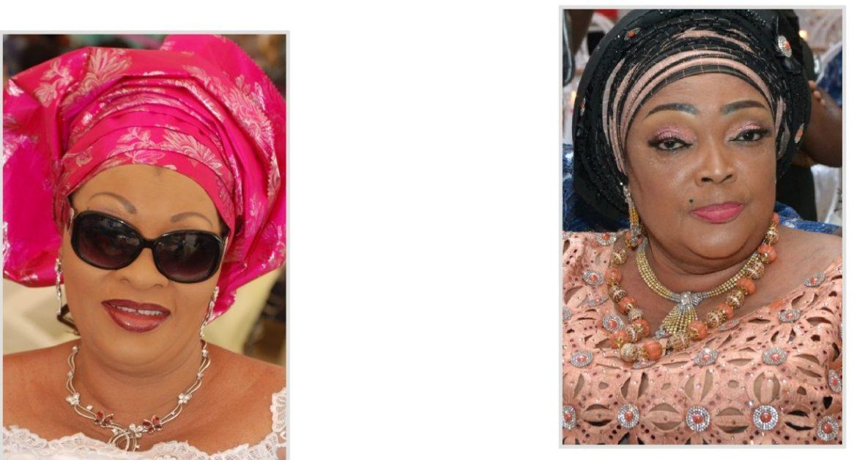 Tina Ogundoyin, Ayo Julius,