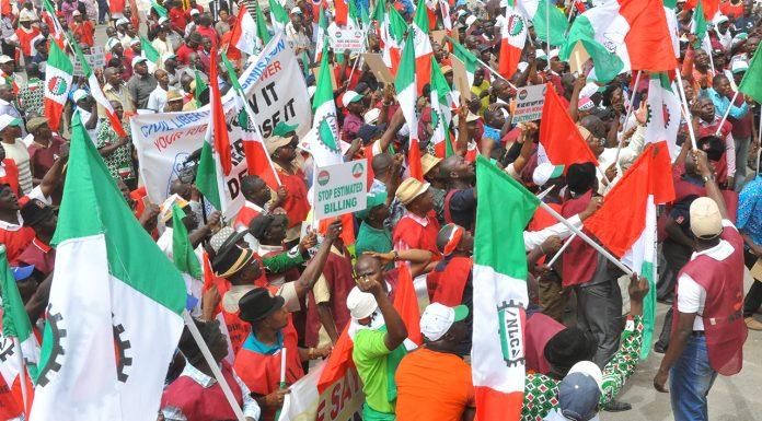 Minimum wage, NLC, FG, Minimum wage, Oyo state government,