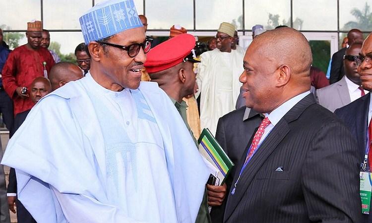 Buhari, APC, Imo, Garba Shehu,