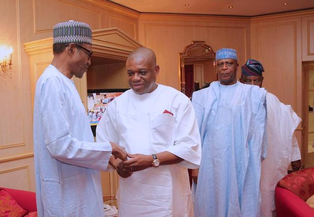 Buhari, Orji Kalu, Re-election, APC,