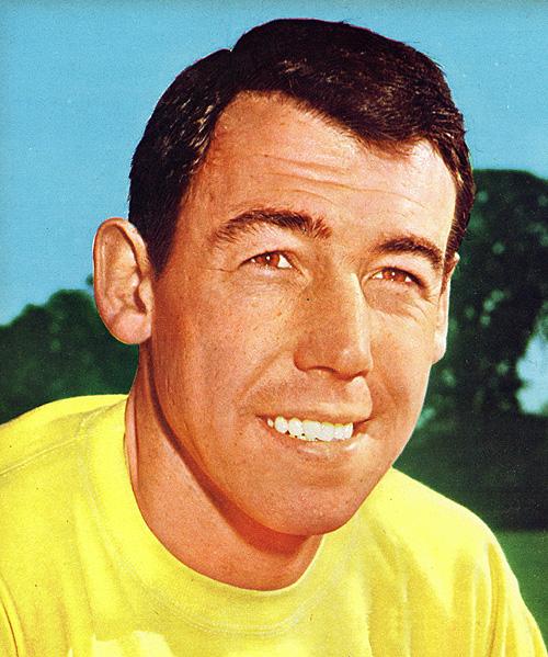 Gordon Banks, England, 1966 WORLD CUP,