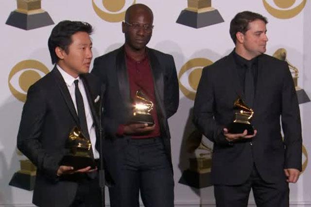 Ibra Ake, 61st Grammys,