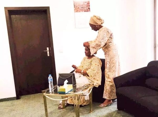 Aisha-Buhari, dolapo osinbajo
