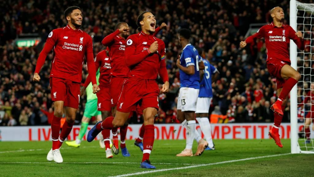 Everton, Liverpool, Marco Silva, Jurgen Klopp, Merseyside Derby,