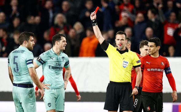 Rennes, Arsenal, UEFA Europa League,