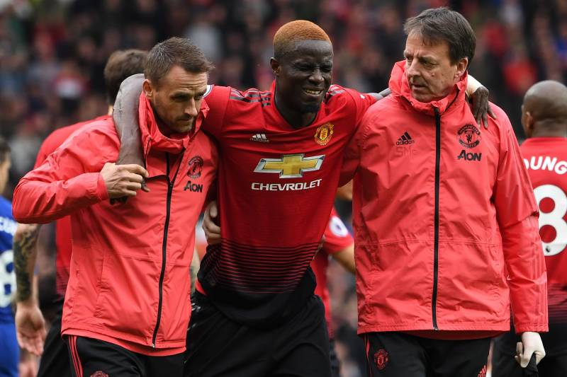 Eric Bailly, Injury, 2019 AFCON, Manchester United
