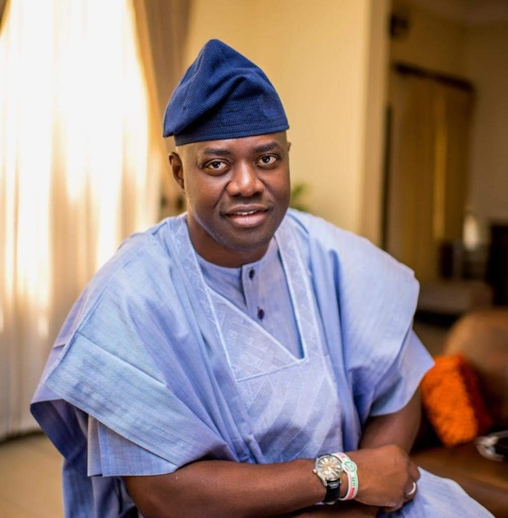 Gov Seyi Makinde, Oyo State Commissioners,