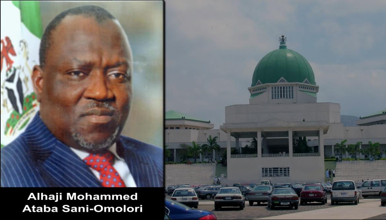 Ataba Mohammed Sani-Omolori, National Assembly Clerk, EFCC,