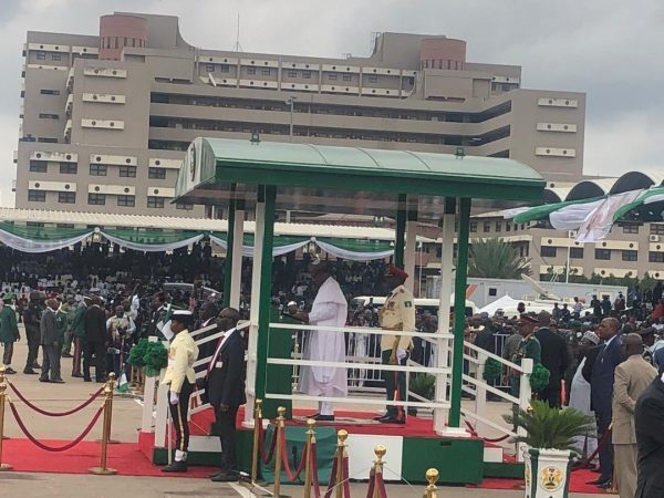 Buhari, Democracy Day, Abuja