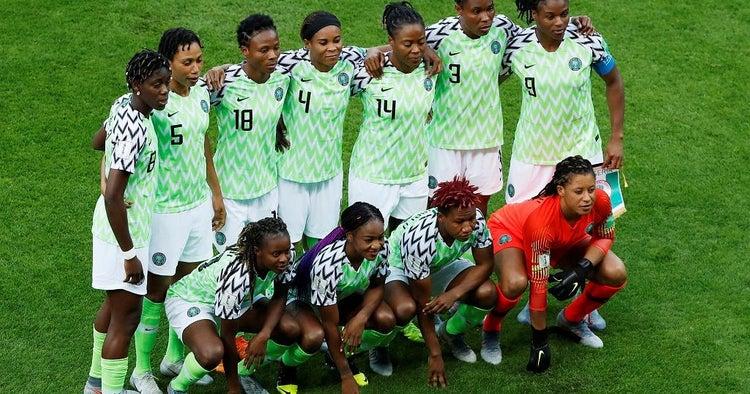 FIFA ranking, Nigeria, Super Falcons,
