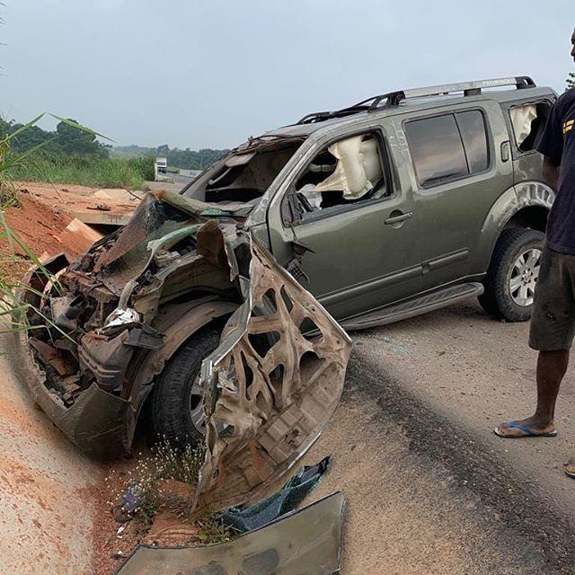 Car accident,Niger state, FRSC,