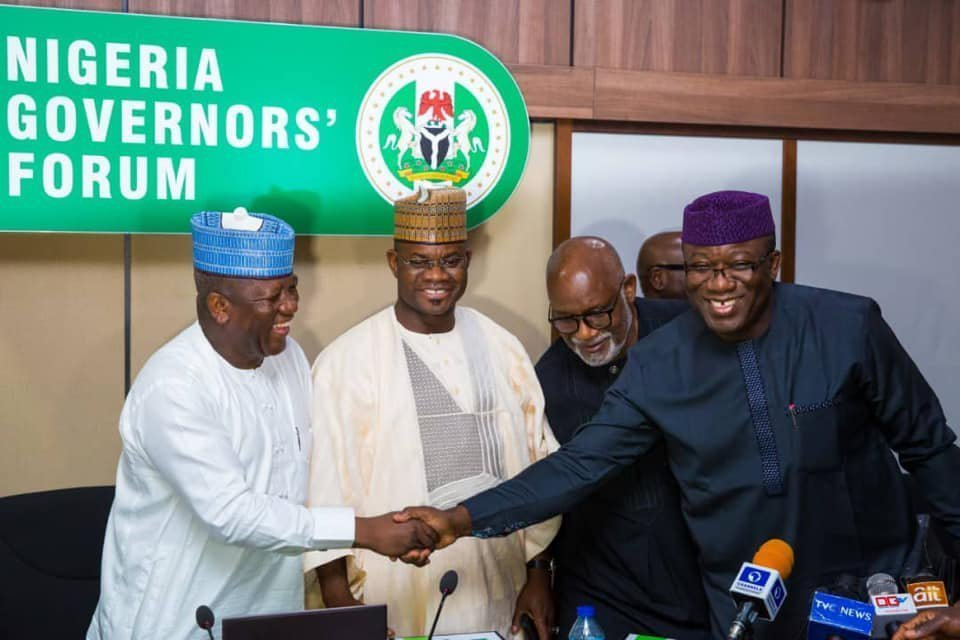 Hate Speech, Nigeria Governor's Forum, NGF