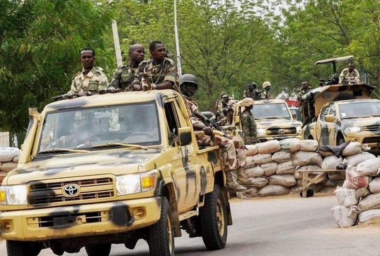 Nigerian Army, Soldiers, #EndSARS,
