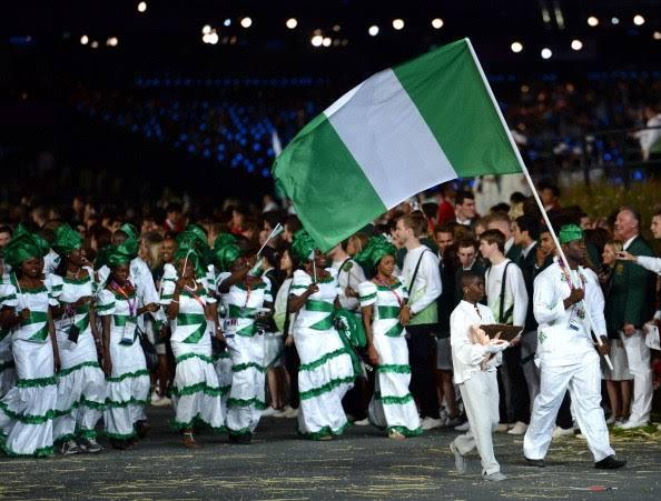 Team Nigeria, All African Games,