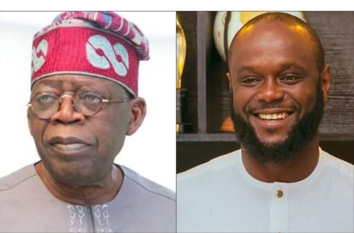 Image result for seyi tinubu and his father