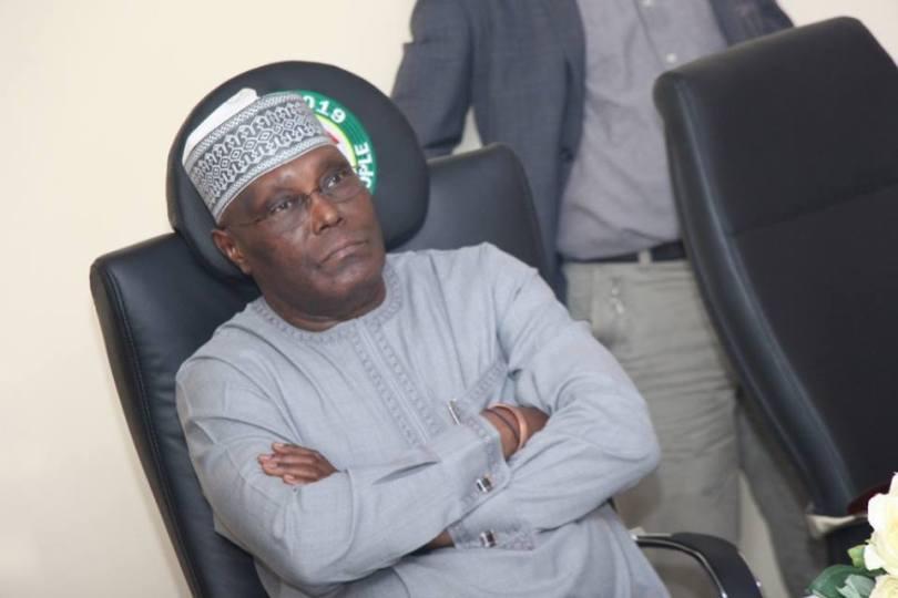 Atiku, Buhari, Aide,