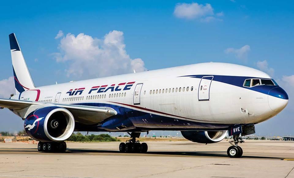 Air Peace, Stranded-Nigerians, South Africa,