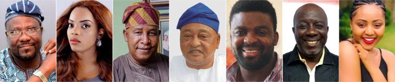 Popular families, Nollywood,
