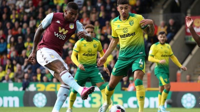 Aston Villa, Norwich City,