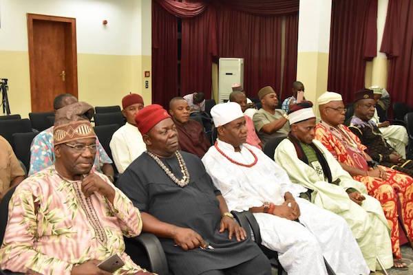 Igbo leaders, Kano,