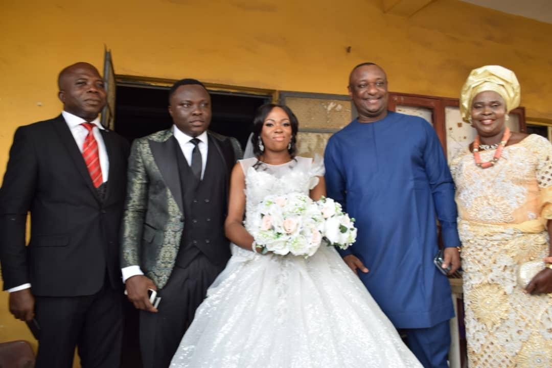 Festus Keyamo, Cousin, Marriage,