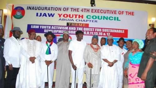 Ijaw Youth Council, IYC, Bayelsa,