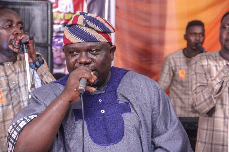 Olababs Album launch