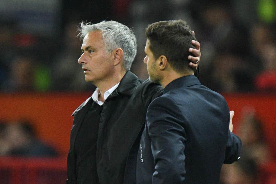 Mourinho, Pochettino, Tottenham,