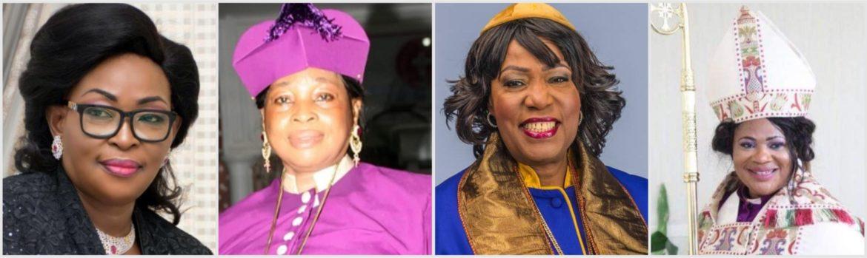 10 Female Pastors