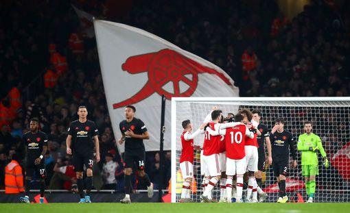 Arsenal, Manchester United, Premier-League
