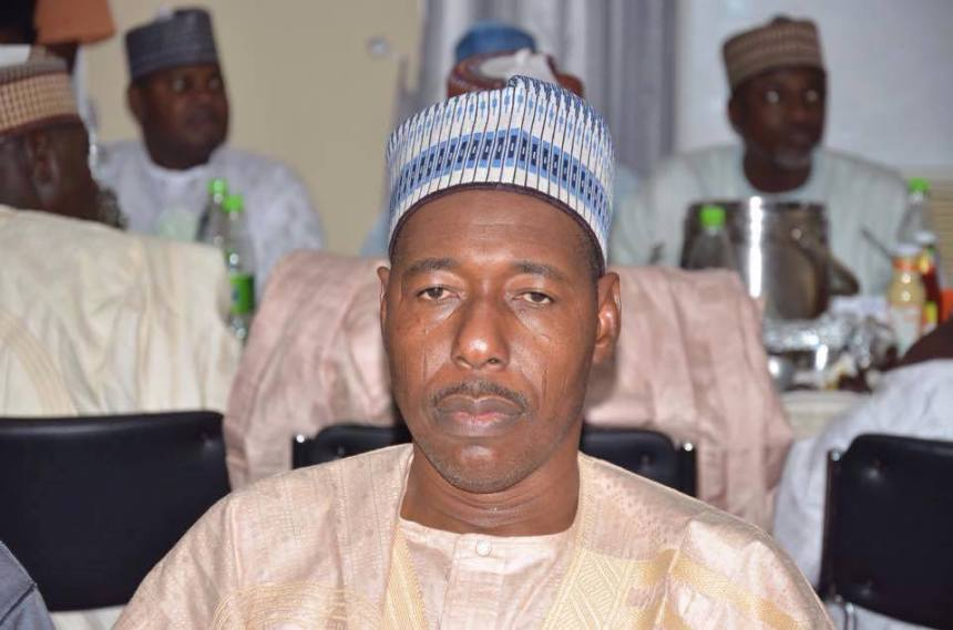 Babagana Zulum, Borno Governor,