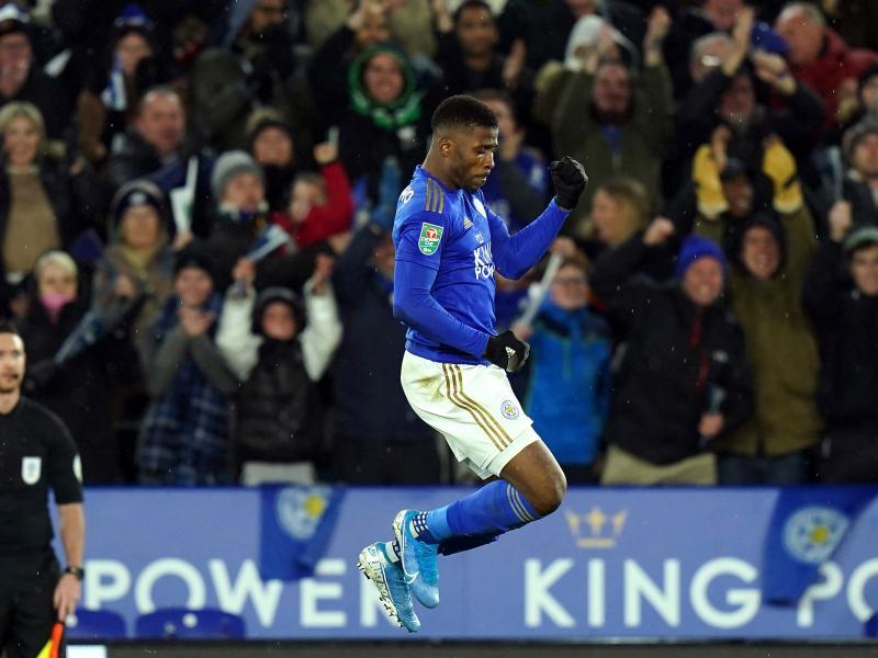 Iheanacho, Leicester City, Carabao Cup,