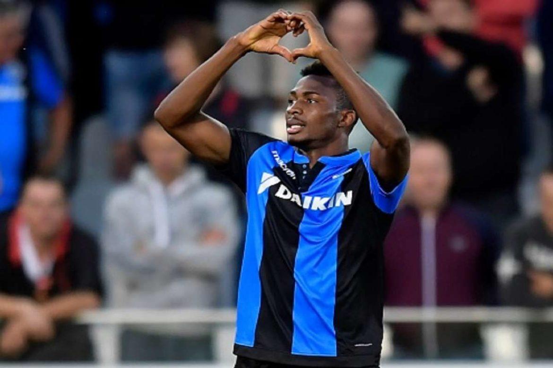 Emmanuel Dennis, Club Brugge, Borussia Dortmund,