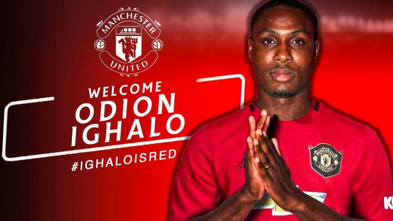 Odion Ighalo. Man Utd, Chelsea,