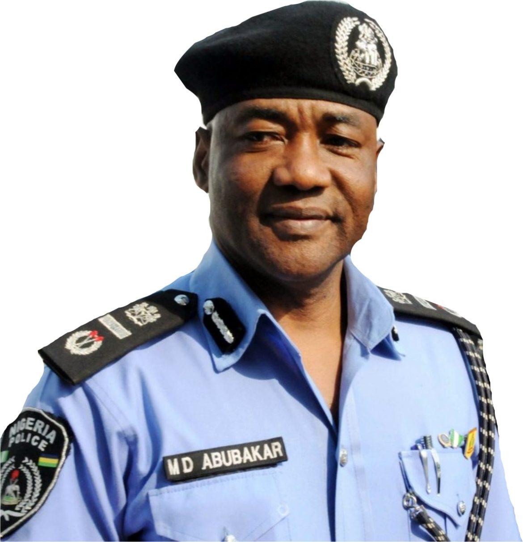 M.D. ABUBAKAR, Police,